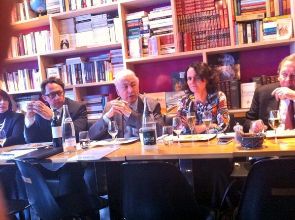 Rencontre avec Jean-Paul Gauzès, Député européen